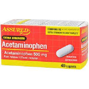 Acetaminophen for sale