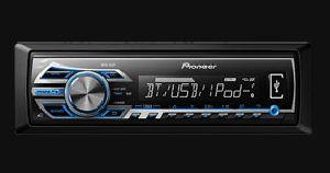 Non-cd Receiver Multi Media Player