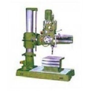 Column Type Drilling Machine