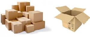 Corrugated Packaging Brown Boxes