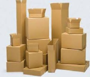 Industrial Corrugated Packaging Boxes