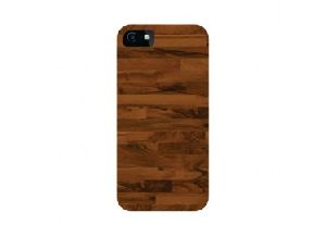 Wooden Design Mobile Cover