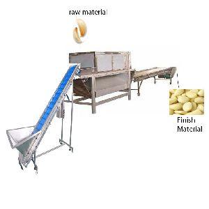 Garlic Peeling Machine 500kg Capacity