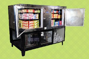 Ice Cream Blast Hardening Machine