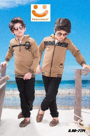 Boys Jerkin Jacket