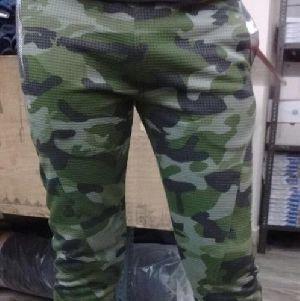 Mens Army Print Lower