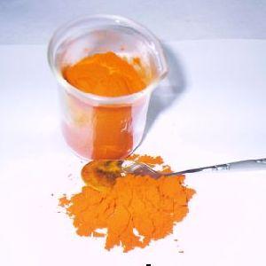 Orange Food Color