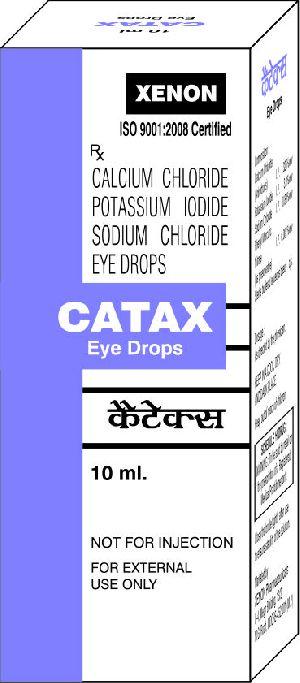 Catax Eye Drops
