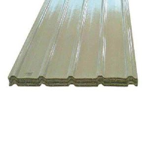 FRP Golden Roofing Sheets