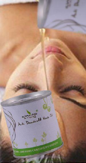 Anti Dandruff Herb Oil
