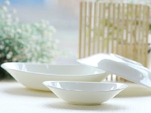 Bone China Oval Serving Bowls