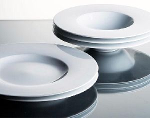 Bone China Serving Plates