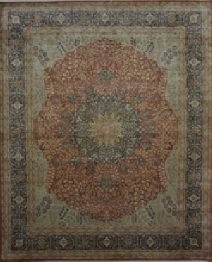 Silk Pile Hand Knotted Rugs