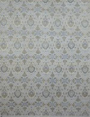 Wool Pile Hand Knotted Rugs