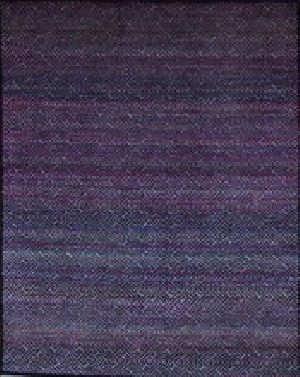 Wool Sari Silk Hand Knotted Rugs
