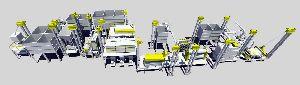 Lentil Processing Plant