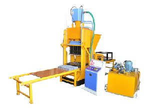 Block Making Machinery