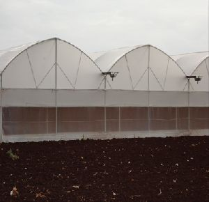 Climate Control Greenhouse