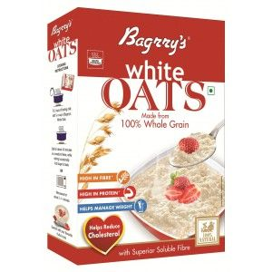 Porridge White Oats