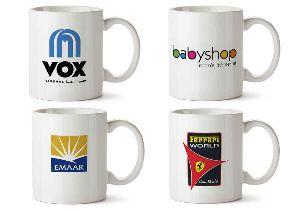 Corporate Logo Printed Mugs