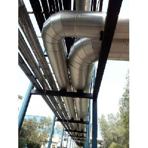 Co2 Gas Pipeline Insulation Service