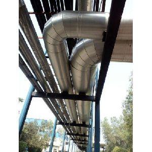 Co2 Gas Pipeline Insulation Service