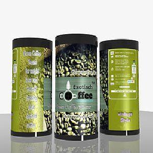 Exotisch Green Coffee Beans