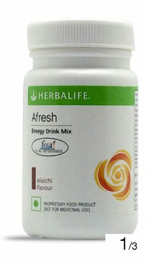 Afresh Energy Drink Herbalife