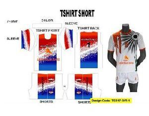 Sports T-shirt And Shorts