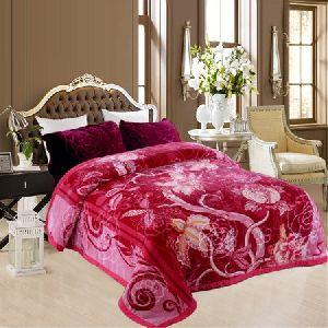 Woolen Mink Blanket