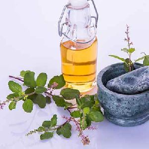 Basil Herb Oil