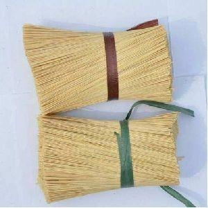 Dried Bamboo Incense Sticks