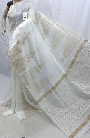 Cotton Gheecha Sarees