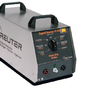 SuperCleanox VI HD welding seam cleaning device