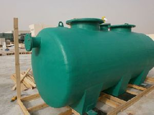 Grp Oil Separator