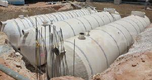 Grp Underground Fuel Tank