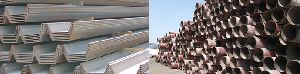 Steel Pipes, Steel Products