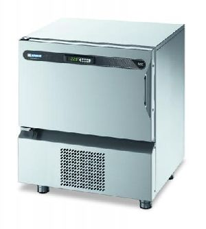 Shock freezer cabinet