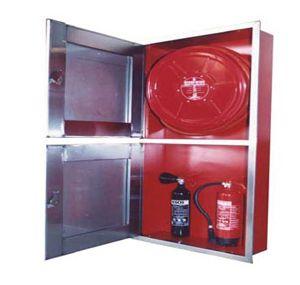 Double Door Fire Cabinets