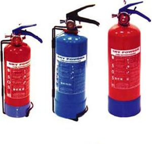 Dry Powder Fire Extinguisher Portable