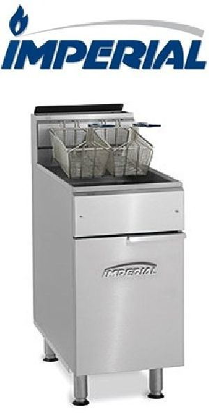 Electric Immersed Element Fryer
