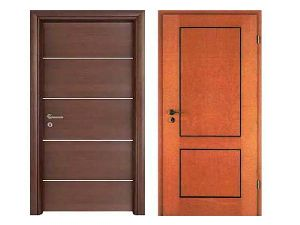 Non-fire Rated Wooden Doors