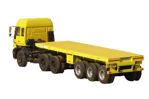 Flatbed Heavy Trailer