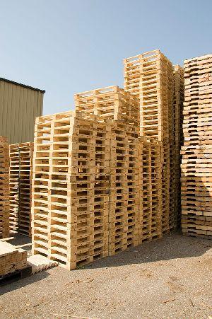 Hot Sale Warehouse Wood Pallet For Sale Cheap Wood Pallet