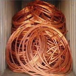 manufacturer cheap metal recycling millberry copper wire scrap 99.99% purity for export