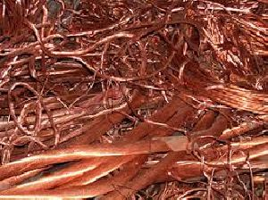 Pure Copper Wire Scrap 99.99%