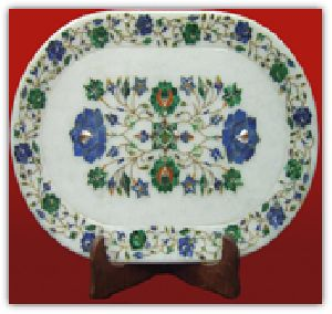 Marble Plates And Trays