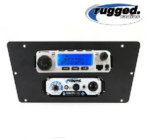 Rugged Radio And Intercom Mount