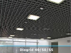 Cell Metal Ceiling