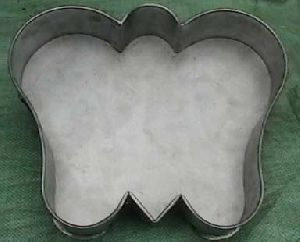 Butterfly Design Cake Mould